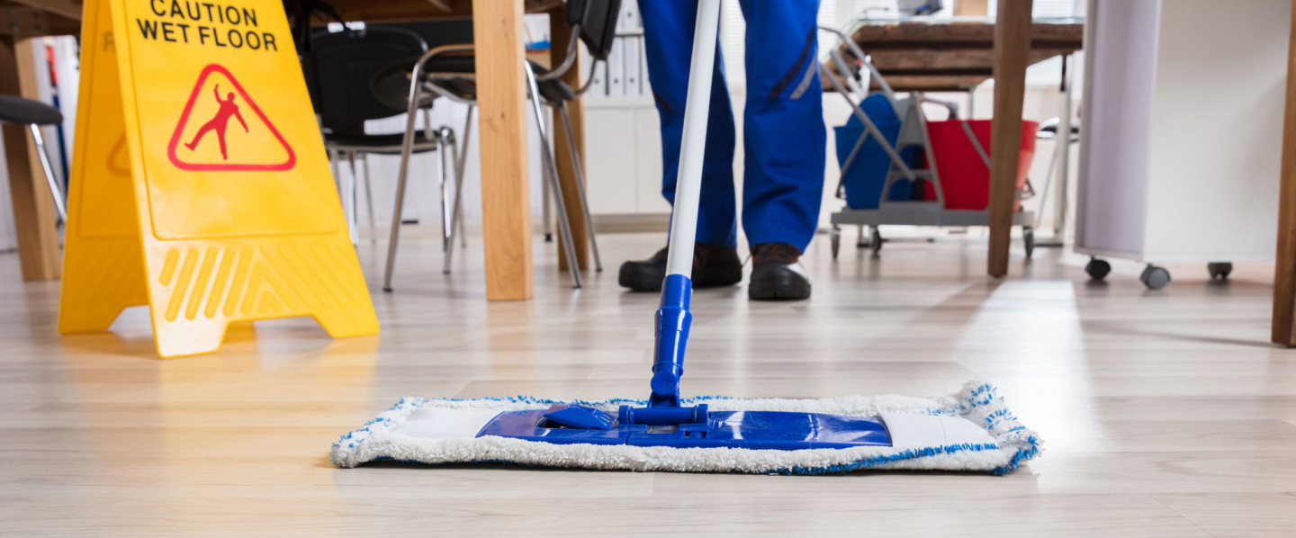 Mopping services in Lafayette, LA